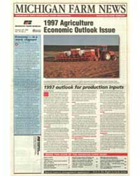 Michigan Farm News : 1997 Agriculture Ec... by Michigan State University