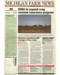 Michigan Farm News Usda to Expand Crop R... by Jack Laurie