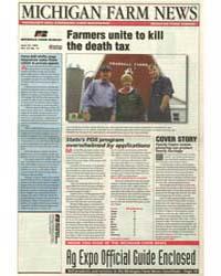 Michigan Farm News : Farmers Unite to Ki... by Jack Laurie