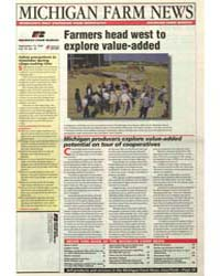 Michigan Farm News : Farmers Head West t... by Michigan State University