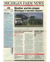 Michigan Farm News : Weather Worries Pla... by Jack Laurie
