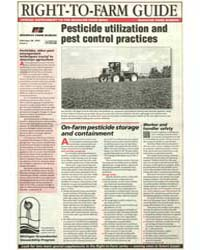 Right-to-farm Guide, Document 1997-febsu... by Michigan State University