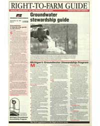 Right-to-farm Guide, Document 1997-septs... by Michigan State University