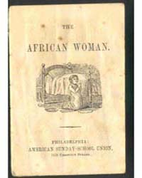 The African Woman, Document Afrw by Michigan State University
