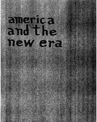 America and the New Era, Document Americ... by Michigan State University