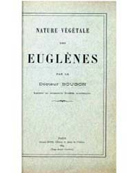 Nature Vegetale Des Euglenes, Document B... by Michigan State University