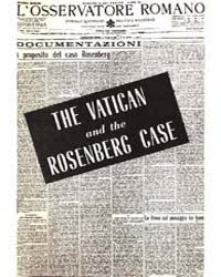 L'Osservatore Romano, Document Broadside... by Michigan State University