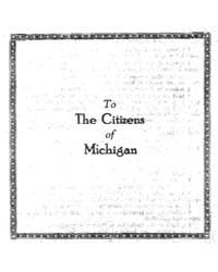 To the Citizens of Michigan, Document Ci... by Michigan State University