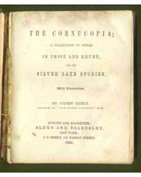 The Cornucopia, Document Corn by Cousin Cicely