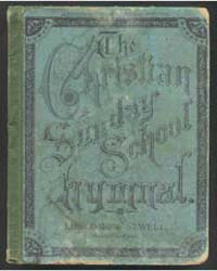 The Cristian Sunday School Hymnal, Docum... by R. M. Bishop