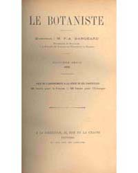 Le Botaniste, Document Dang0097 by M.P.A. Dangeard