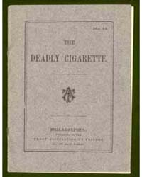 The Deadly Cigarette, Document Deadversi... by Michigan State University