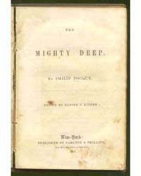 The Mighty Deep, Document Deep by Philip Tocque