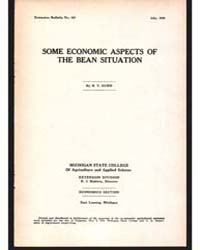 Some Economic Aspects Of, Document E107 by R. V. Cunn