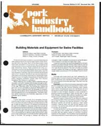 Building Materials and Equipment for Swi... by Vernon M. Meyer
