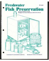 Freshwater Fish Preservation, Document E... by Reynolds, A. Estes