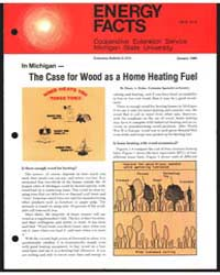 In Michigan - the Case for Wood as a Hom... by Henry A. Huber