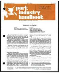 Housing Pork Industry Handbook, Document... by Jay D. Hannon