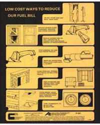 Low Cost Ways to Reduce Your Fuel Bill, ... by Michigan State University