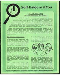 Self-esteem and You, Document E1319 by Michigan State University