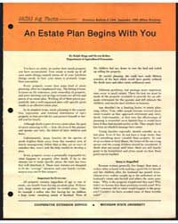 An Estate Plan Begins with You, Document... by Hepp, Ralp