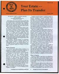 Your Estate Plan Its Transfer, Document ... by Ralph E. Hepp