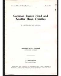 Common, Document E134Reprint1 by H . H . Musselman