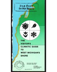 The Visitor's Climatic Guide to West Mic... by Michigan State University