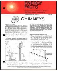 Chimneys, Document E1387-80 by Michigan State University