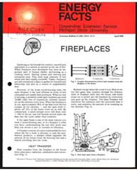 Fireplaces, Document E1392-80 by Michigan State University
