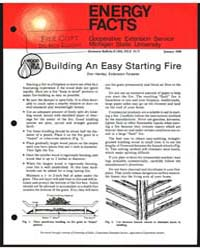 Building an Easy Starting Fire, Document... by Don Hanley