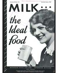 Milk - the Ideal Food, Document E140Rev1 by Lucas, P., S.