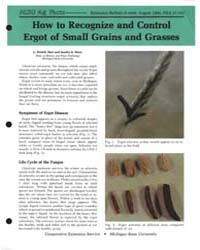 How to Recognize and Control Ergot of Sm... by Patrick Hart