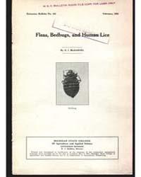 Fleas, Bedbugs, and Human Lice, Document... by McDaniel, E., I.