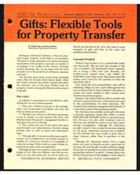 Gifts : Flexible Tools for Property Tran... by Hepp, Ralp