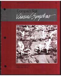 Compact Soil - Visual Symptoms, Document... by L. S. Robertson