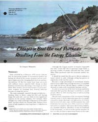 Changes in Boat Use and Purchasing Resul... by Gregory Mannesto