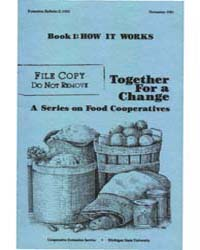 Book 1 : How it Works, Document E1502-19... by Ron Cotterill