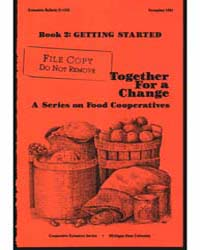 Book 2 : Getting Started, Document E1503... by Irene Hathaway
