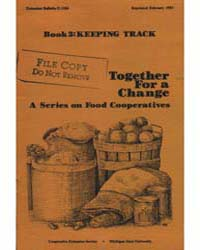 Book 3 : Keeping Track, Document E1504-1... by Diane Hall