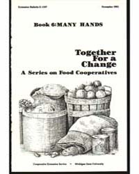 Book 6 : Many Hands, Document E1507-81 by Donna Sweeny