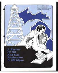 A Review of Oil and Gas Production in Mi... by Michigan State University