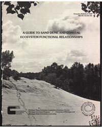 A Guide to Sand Dune and Coastal Ecosyst... by Joan M. Peterson