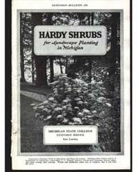 Hardy Shrubs, Document E152Print4 by Halligan, C., P.