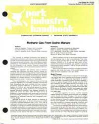 Pork Industry Handbook, Document E1532-1... by John M. Sweeten