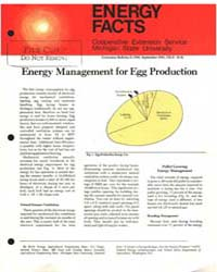 Energy Management for Egg Production, Do... by Michigan State University