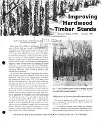 Improving Hardwood Timber Stands, Docume... by Russell P. Kidd