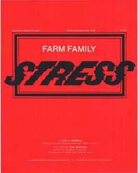Farm Family Stress, Document E1697-1988-... by Sally A. Middleton