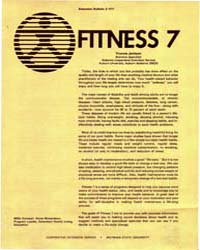 Fitness 7, Document E1711-1983 by Yvonne Jackson