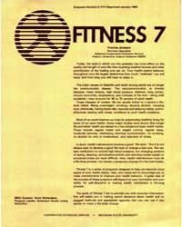 Fitness 7, Document E1711-1984 by Yvonne Jackson